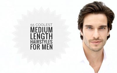 Know How to Style Your Medium Length Hair? Here are 55 Ideas!