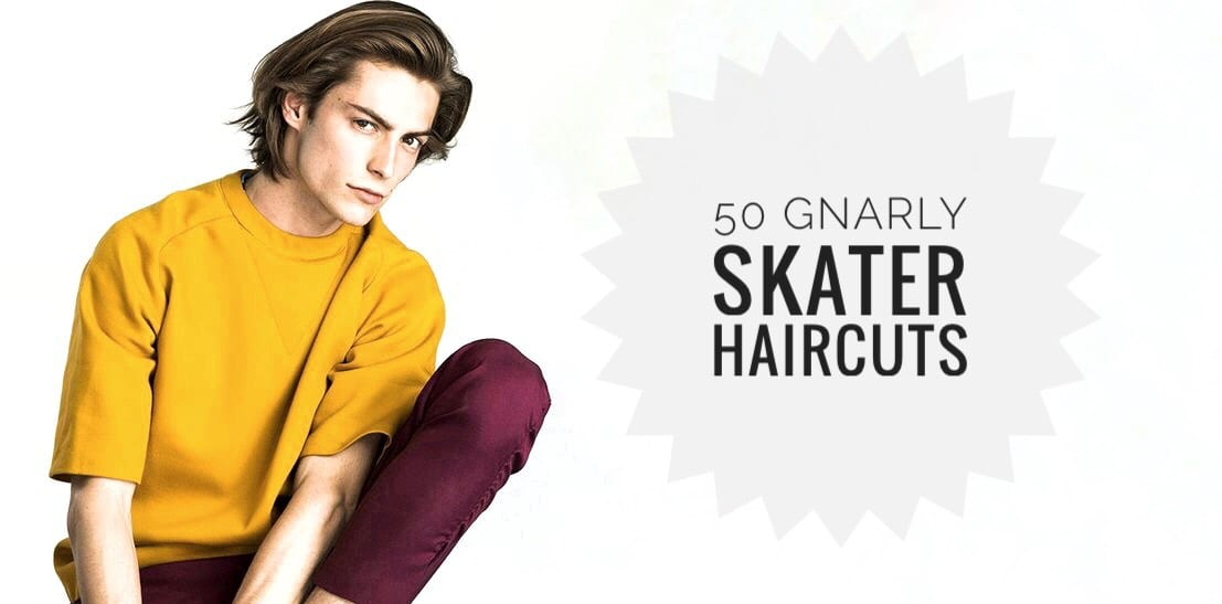 50 Gnarly Skater Haircuts To Try Out
