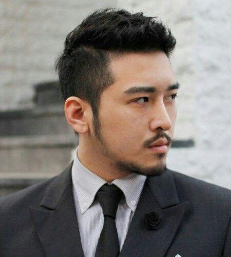Medium Asian Goatee