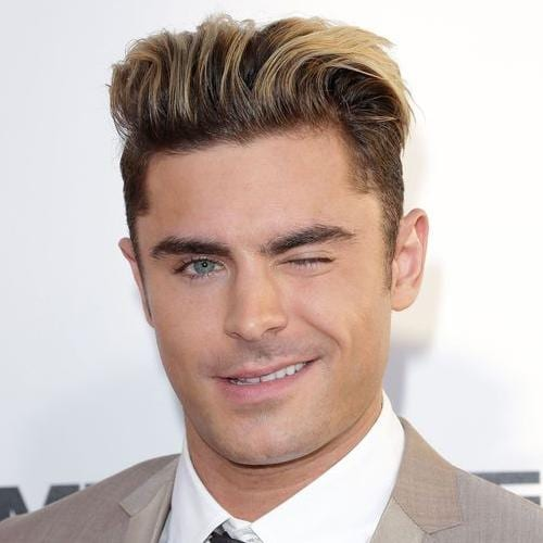 30 Zac Efron Haircut Ideas For All Occasions Men