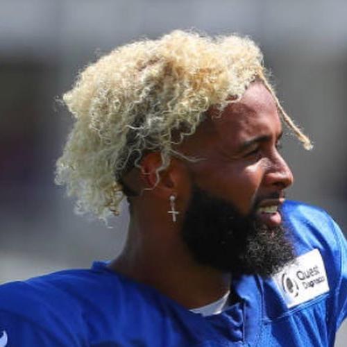 13 Odell Beckham Jr Hairstyles Men Hairstyles World
