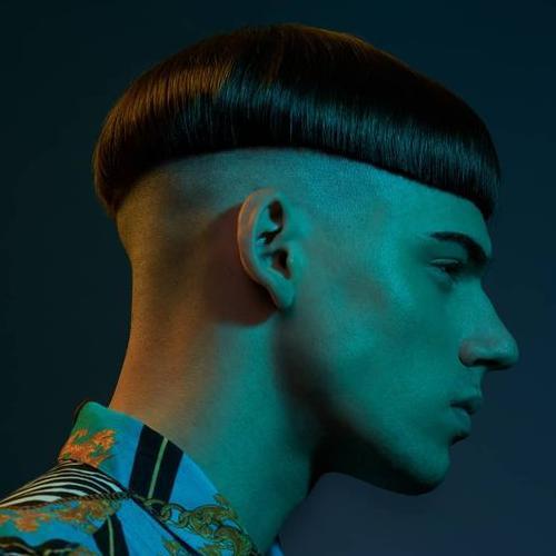 Modern Mushroom Haircut