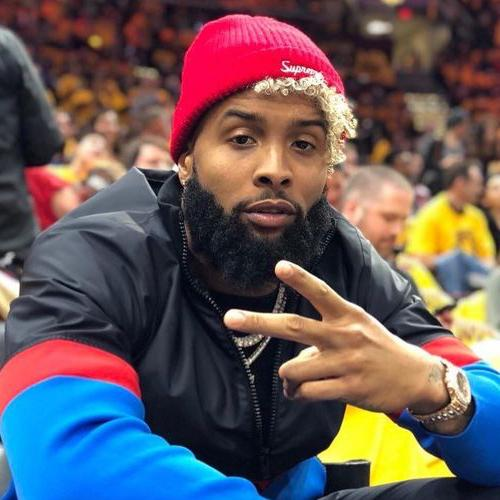 Curly Fringe Odell Beckham Haircut - Odell Beckham Jr Hair