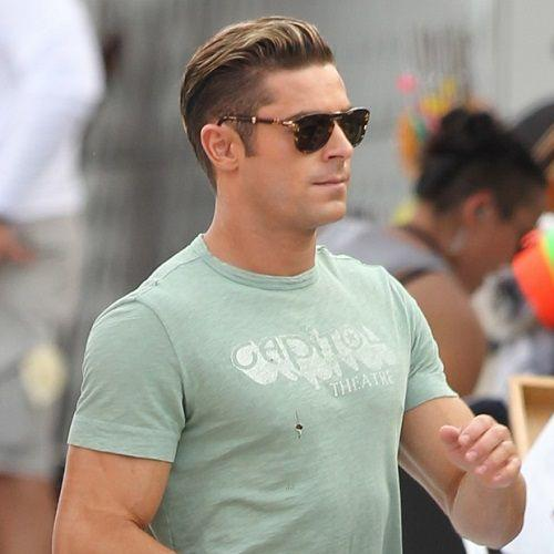 Zac Efron Baywatch Haircut