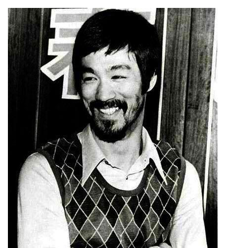 Bruce Lee Beard