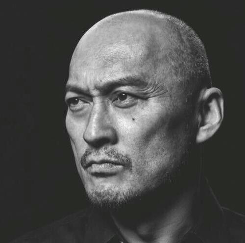 Ken Watanabe Facial Hair