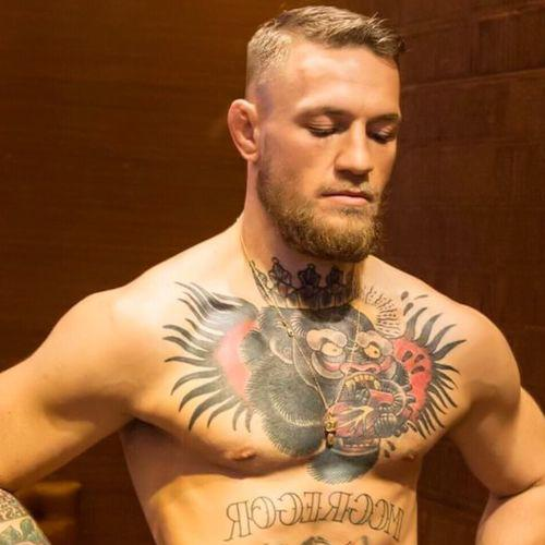 23 Conor Mcgregor Haircut Ideas 2019 Men Hairstyles World