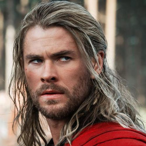 Original Thor Haircut - Long Hair + Braids