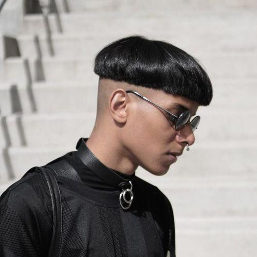 Hipster Bowl Cut