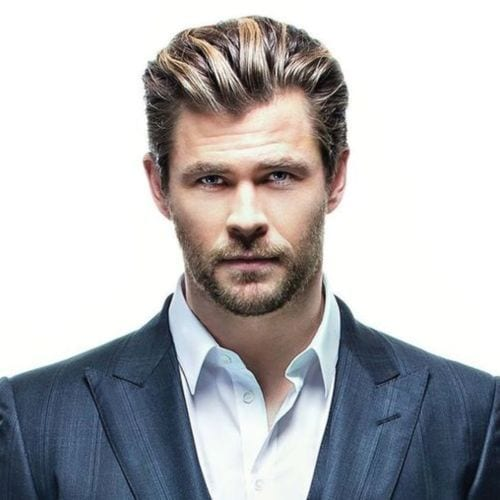 20 Chris Hemsworth Haircut Ideas Let The God Of Thunder Inspire You Men Hairstyles World