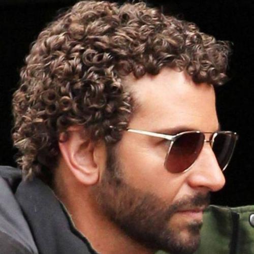 Bradley Cooper Curly Hair