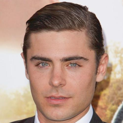Ivy League Zac Efron Hair