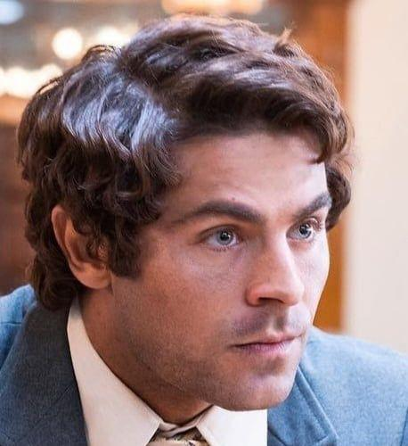 Zac Efron Ted Bundy Haircut