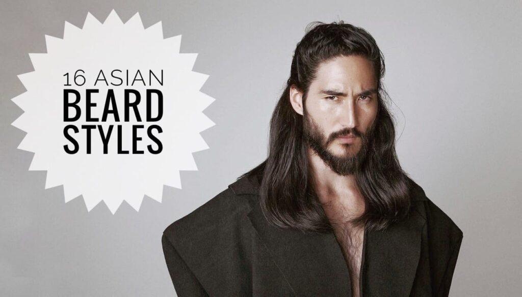 asian beard styles