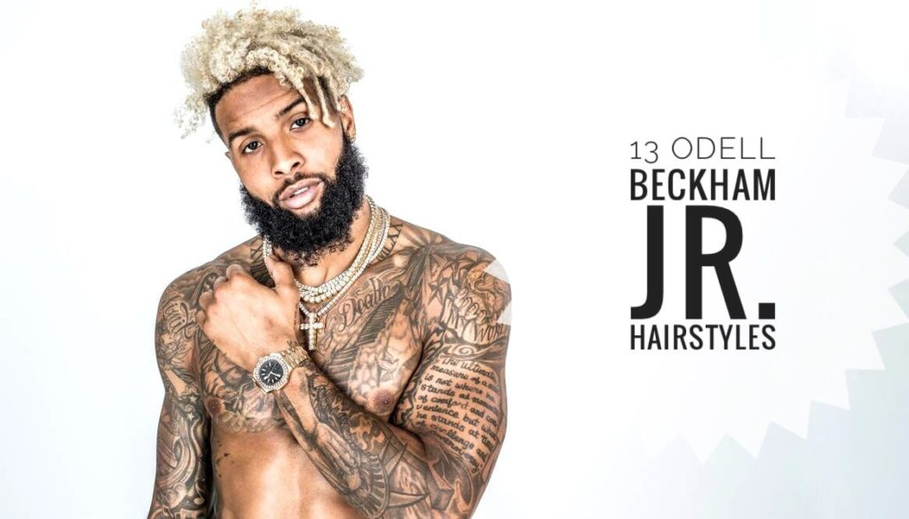 Odell Beckham Jr Hairstyles
