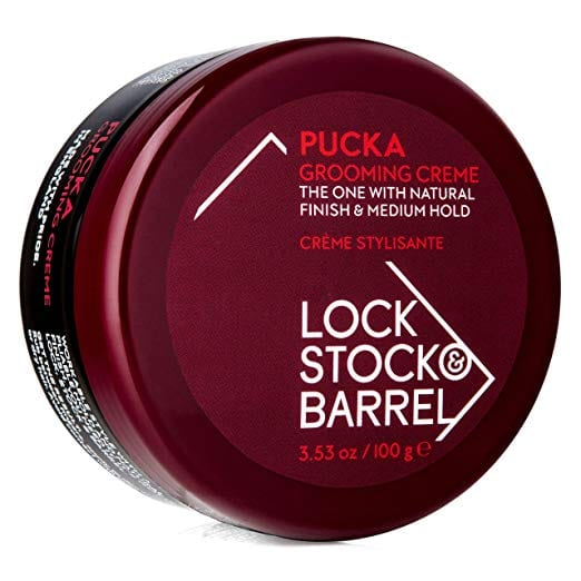 Lock Stock & Barrel Pucka Grooming Creme