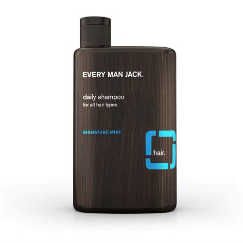 Every Man Jack Daily Signature Mint Shampoo for men
