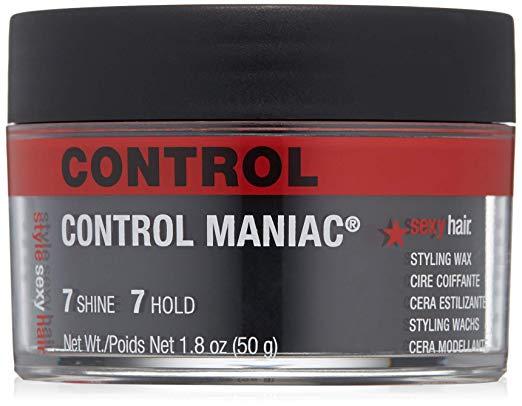 Sexy Hair's Control Maniac Styling Wax