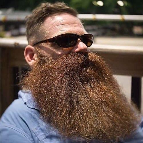 Big and Bushy Viking Beards