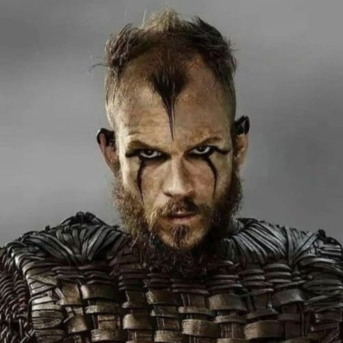 Chin Strap Viking Beards