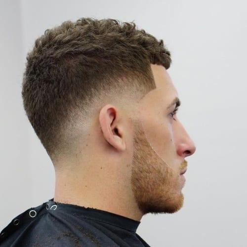 Close Cropped Haircut
