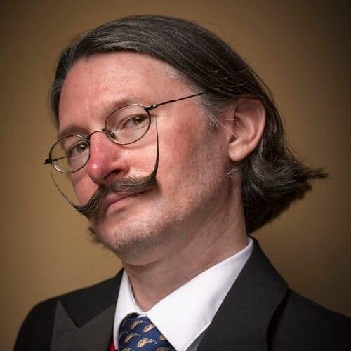 Daliesque Mustache Styles