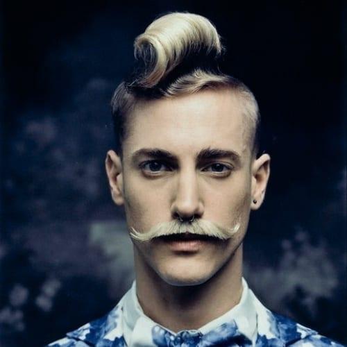 Dandy Mustache Styles