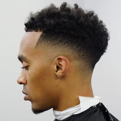 Different-Types-of-Bald-Fades-for-Black-Men