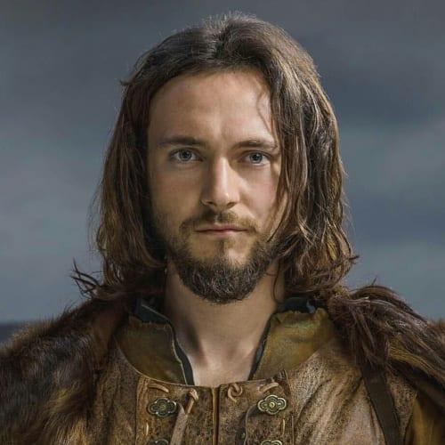 Extended Goatee Viking Beards