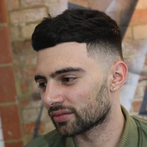 The French Crop Haircut 50 Ideas For A Dash Of European Style Men Hairstyles World