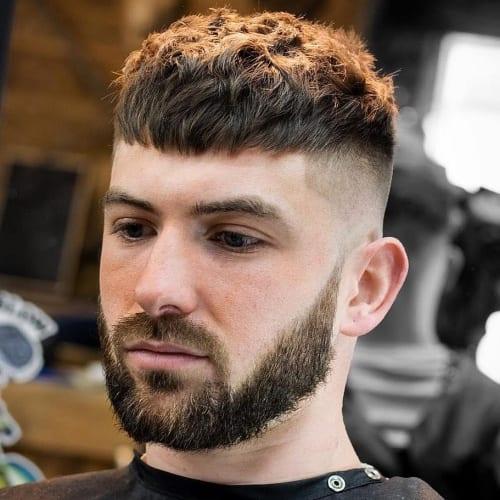 The French Crop Haircut 50 Ideas For A Dash Of European