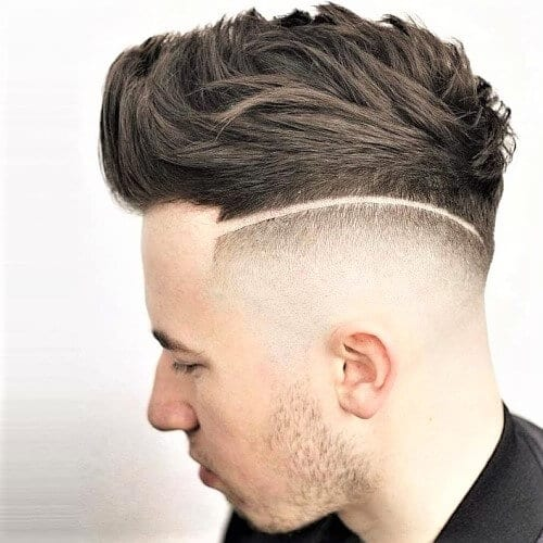 High Types of Fades with Surgical lines