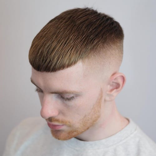 High and Tight French Crop
