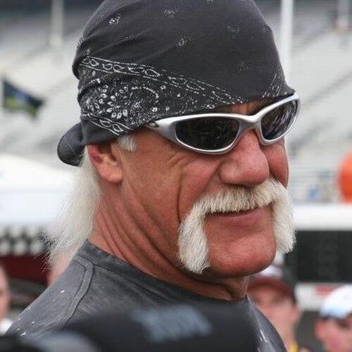 Hulk Hogan Mustaches