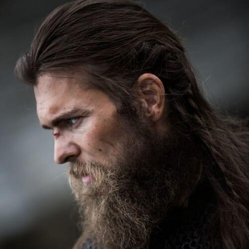 Messy Viking Beards