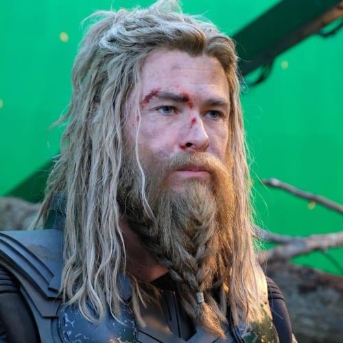 Multi Braided Viking Beards