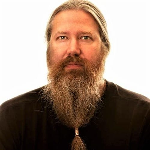 One Bead Viking Beard Styles