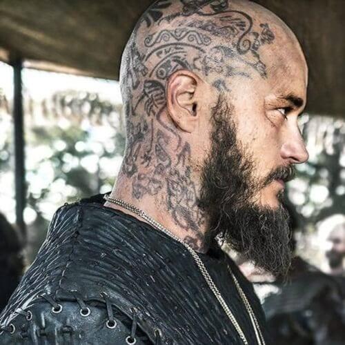 Pointy Viking Beard Styles