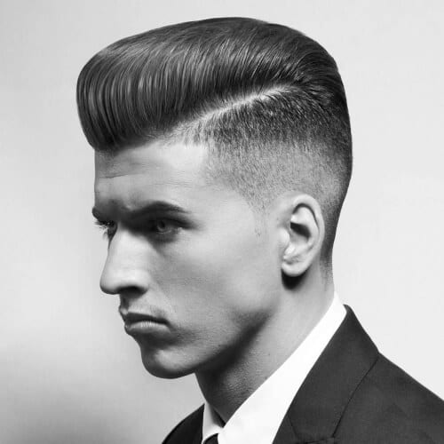 Pomp Fades with Hard Parts