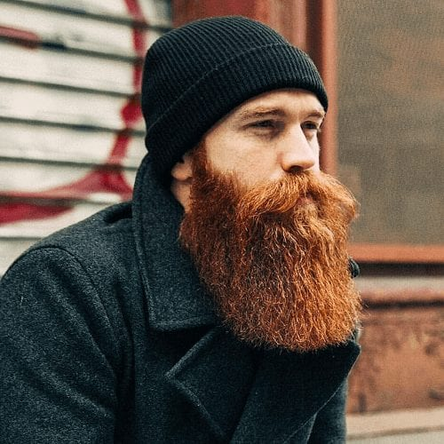 Red Beard Viking Styles