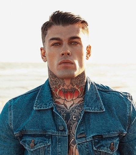 Stephen James - insta famous model
