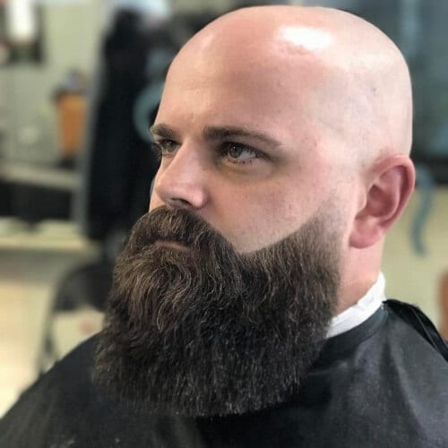 Skin Fade Viking Beards
