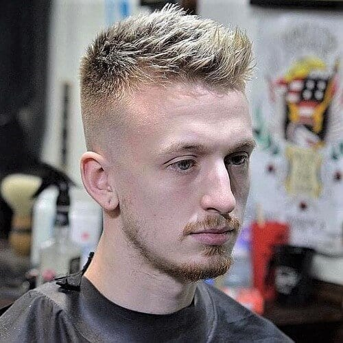 Spikey Types of Fades