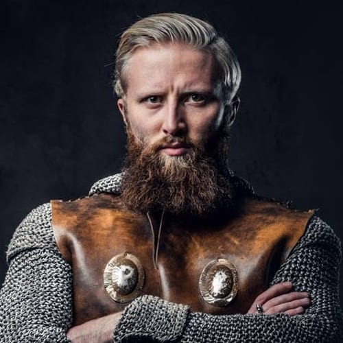Square Viking Beards