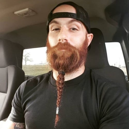 Tight Braid Beards