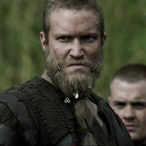 Viking Beard Ornaments