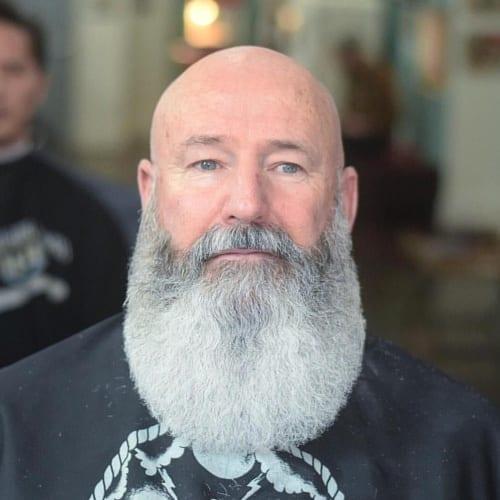 Viking Beard Styles for Older Men