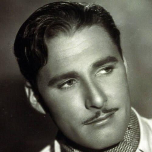 Vintage Thin Mustache Styles