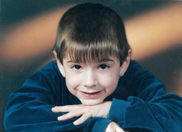 philip bottenberg as a child