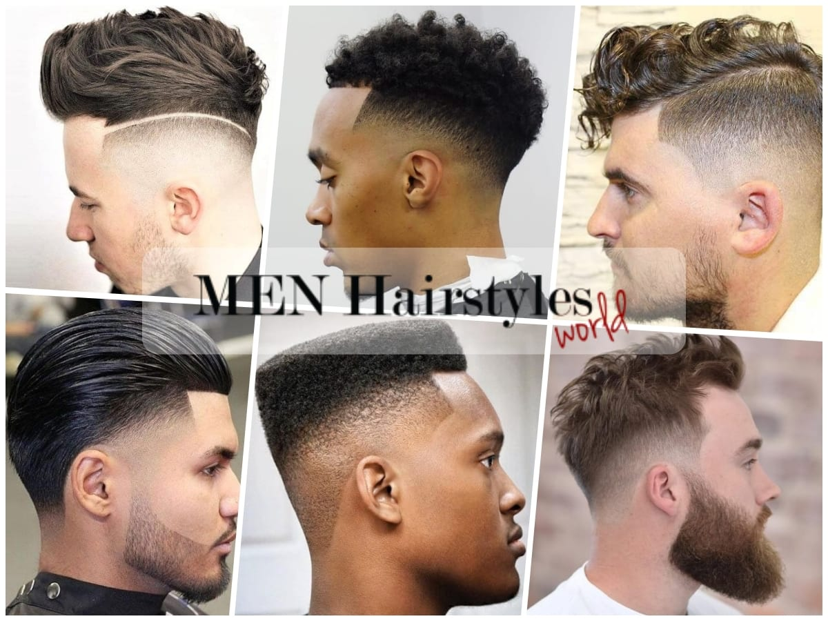 The 30 Different Types of Fades: A Style Guide - Men Hairstyles World